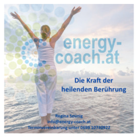 Energy Coach - Regina Seunig